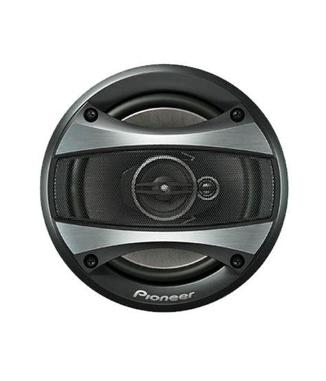 Pioneer Ceiling Speakers India by Pioneer Ts A634 16 Cm 3 Way Speaker Pair Of Speakers