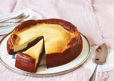 herbstliche kuchen und torten schoko quark kuchen rezept essen und trinken