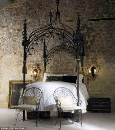 old castle bedroom furniture set design and decor ideas the dark side our homes are falling under a halloween