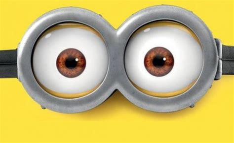 large printable minion eyes minion eyes discovered by selena castro on we heart it