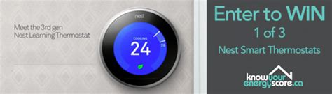 Nest Thermostat Giveaway - nest smart thermostat giveaway erenovate