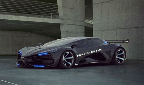 Lada Concept Cars Lada Will Make It To Production Or No On Mycarid