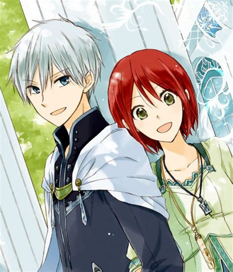 imagenes de zen y shirayuki zen red hair and red on pinterest