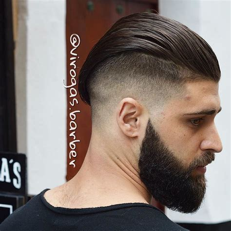 undercut long hair men s undercut haircut