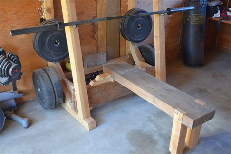 how to make a homemade weight bench how to make homemade workout bench benches