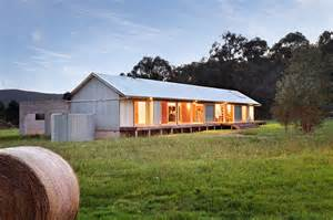 shed style homes modern wool shed pays homage to iconic australian