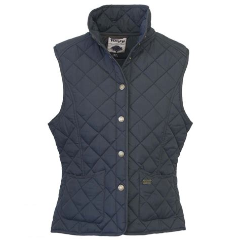 Womens Quilted Gilet by Toggi Esher Quilted Gilet Toggi From Snack And
