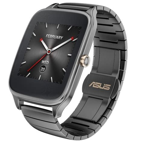 asus unveils zenwatch 2 notebookcheck net news