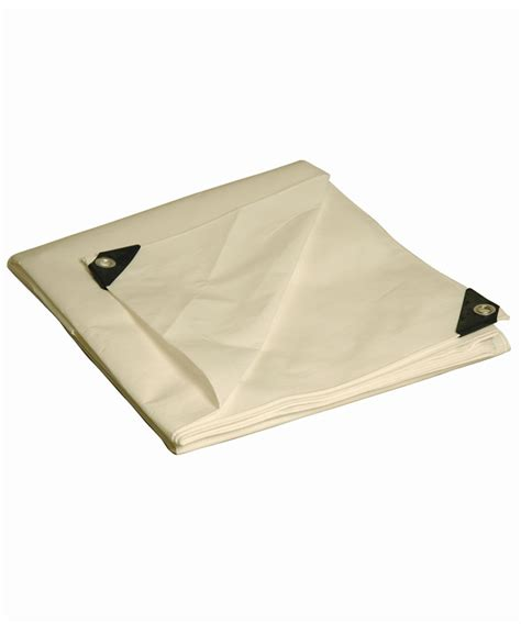 Home Depot Tarps For Sale by White Heavy Duty Poly Tarps Durable Water Resistant
