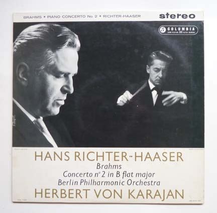 Richter Columbia Mba by Popsike Columbia Sax 2328 Richter Haaser Brahms 2