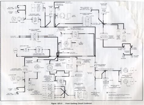 chevy ez wiring 12 circuit diagram ez wiring for