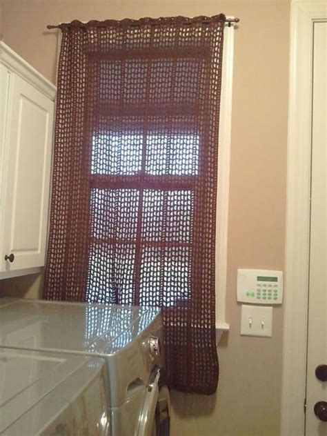 Crochet Kitchen Curtain Http Lomets Com Crochet Kitchen Curtains