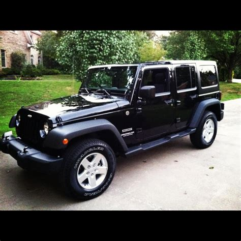 132 Just Truck Jeep Wrangler 2014 Black 1000 images about vehicle on 2014 jeep