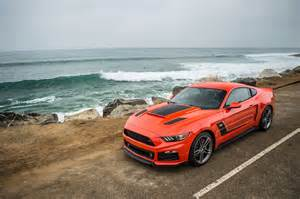 2015 Ford Mustang Roush 2015 Roush Performance Ford Mustang Stage 3 Cars