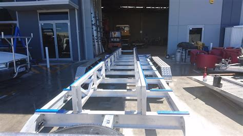 used catamaran boat trailers used catamaran trailers for sale boats for sale yachthub