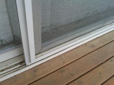 terratone sliding screen door guardian screen doors how to repair and replace them