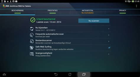virus detector android avg gratis virusscanner voor android decomputer be