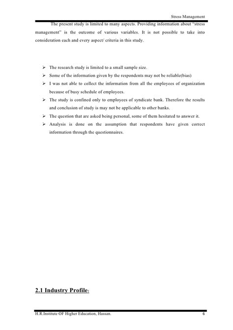Essay About Stress Management by Conclusion For Stress Management Es