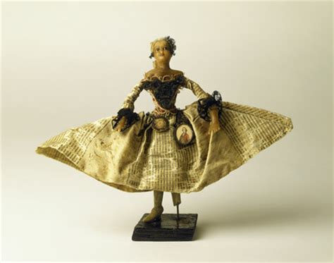 fashion doll 18th century wax fashion doll 18th century at museum of