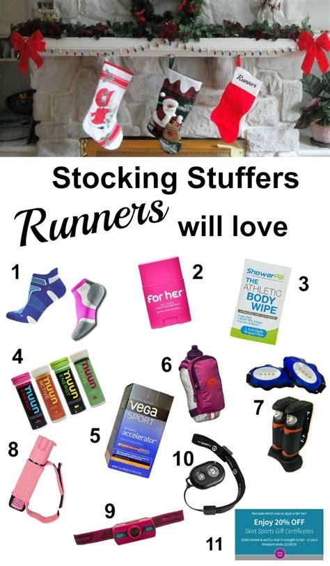 stocking stuffers runners will love