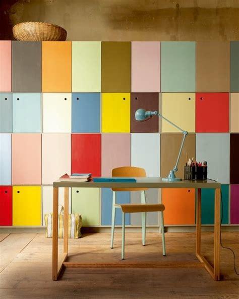 Karpet Karakter Robot gewagte farbenspiele sweet home