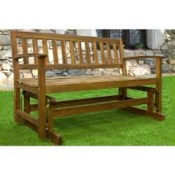 banc tv en bois balancelle banc meuble de jardin en bois exotique achat