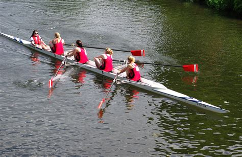 types of boats rowing boat types the coxed four the rowing club