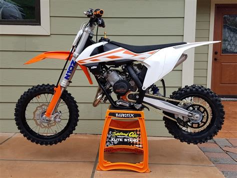 Ktm 65 Sx For Sale 2016 Ktm 65 Sx Simi Valley Ca Cycletrader