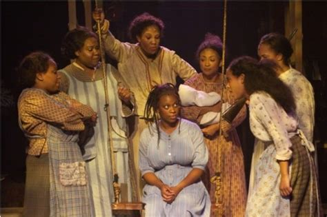 color purple characters theatre review the color purple at toby s dinner