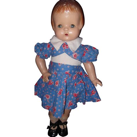 effanbee composition doll effanbee 19 quot patsy composition doll from