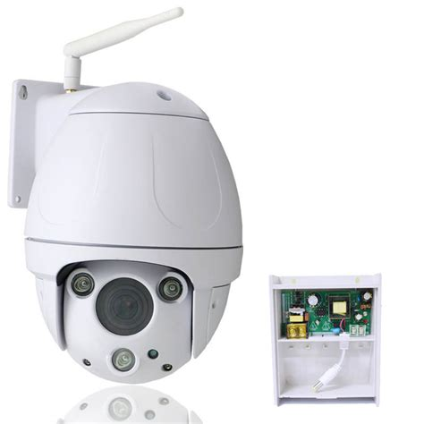 Jual Cctv Dome Outdoor 355 degrees ptz dome ip wifi outdoor optical zoom lens 2 8 8mm surveillance security
