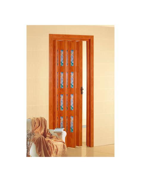 porte a soffietto moderne porta a soffietto in pvc pastello e vetri colorati
