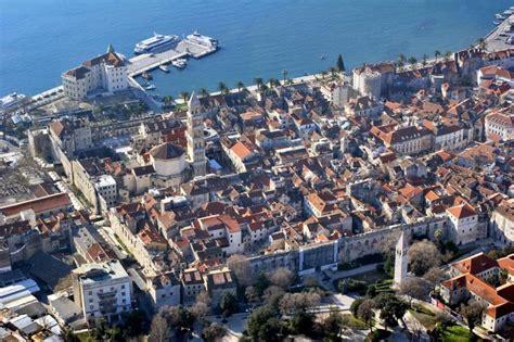 ufficio turistico croazia spalato una citt 224 racchiusa in un palazzo romano