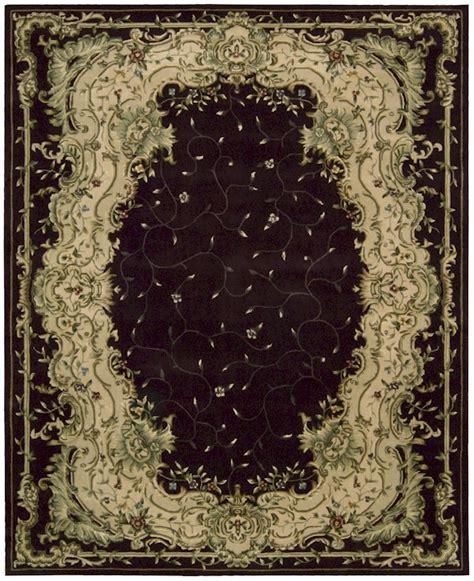 area rugs with purple accents nourison chateau provence sb01 plu plum closeout area rug