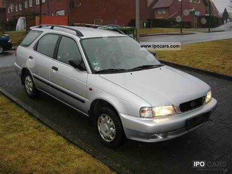 Suzuki Baleno 2012 1998 Suzuki Baleno Kombi 1 6 Climate Tuv 12 2012 2 Car