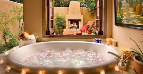 arredo romantico idee per un bagno romantico