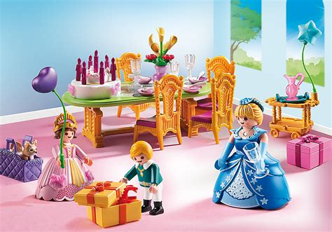 Princess Family Set 4 playmobil set 6854 dining palace klickypedia