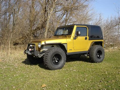 stock jeep suspension stock rubicon suspension i e no lift 35 s with