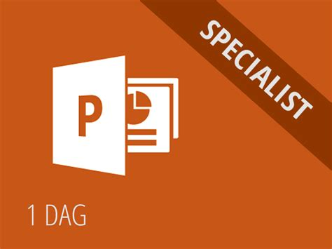 Powerpoint Specialist by Powerpoint Specialist Den Effektive Pr 230 Sentation Officeuniverset