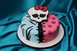 monster inspired birthday cake blueberry cakes