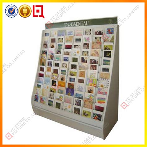Greeting Card Racks For Sale by Wooden Floor Standing Greeting Card Display Racks For Sale