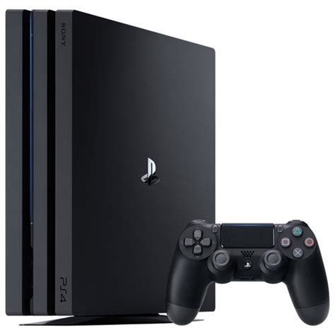 buy console playstation 4 pro 1tb console ps4 consoles best buy canada