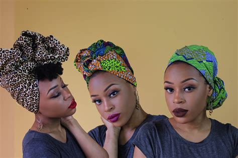 3 quick and easy head wrap styles for bad hair days 4 quick and easy diy head wrap styles beautiful nigeria