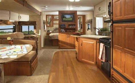 Trailer Interior by Roaming Times Rv News And Overviews