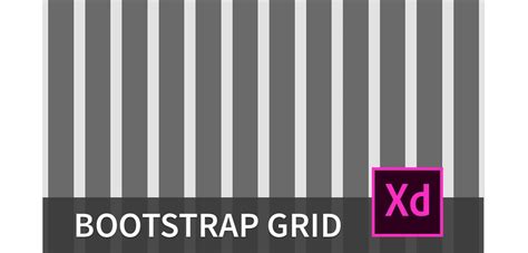 layout grid xd bootstrap grid for adobe xd xdguru com
