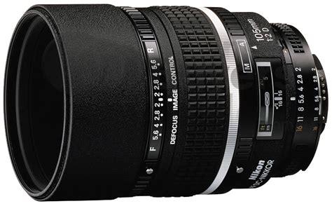 Lensa Nikon Af 105mm F 2 Dc business nikon 105mm f 2 0d af dc nikkor lens