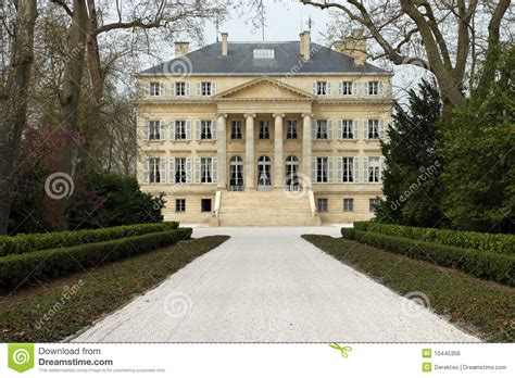 House Plans For Mansions grand mansion in france royalty free stock image image