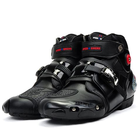 moto shoes professional motorbike motorcycle boots motocross racing