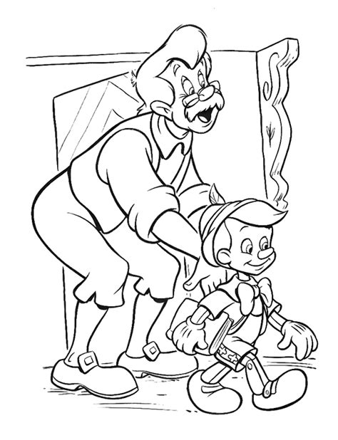 disney coloring pages pinocchio coloring page pinocchio coloring pages 0