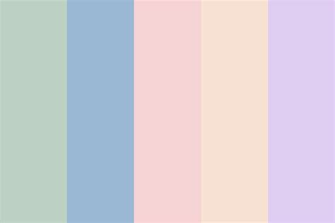 muted color palette muted pastel color palette